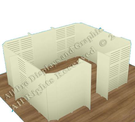 10X12 portable storage room