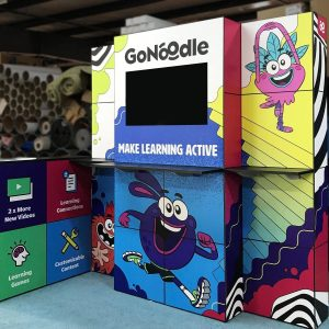 10X10 MULTIQUAD Kit 71735 GoNoodle