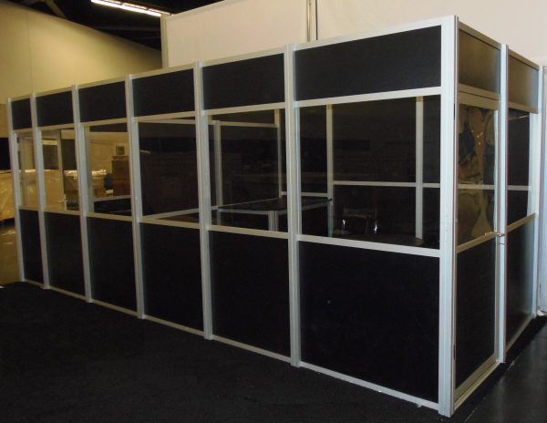 10X20 portable conference room