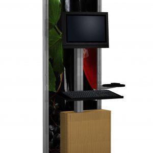 Abex Alumalite ALK-1 Kiosk